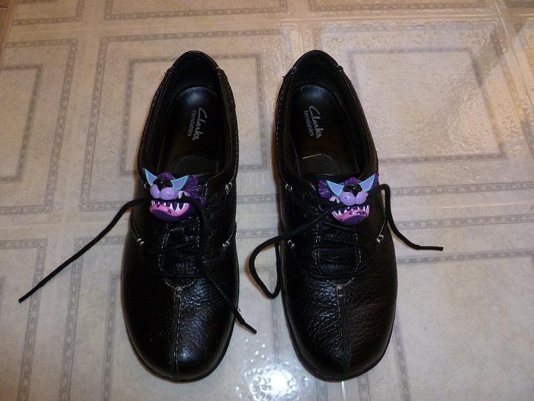 Tying Dress Shoes Shorter