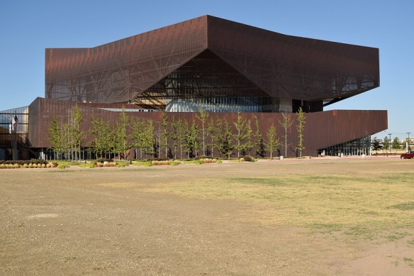 The Convention Center in Irving, Texas