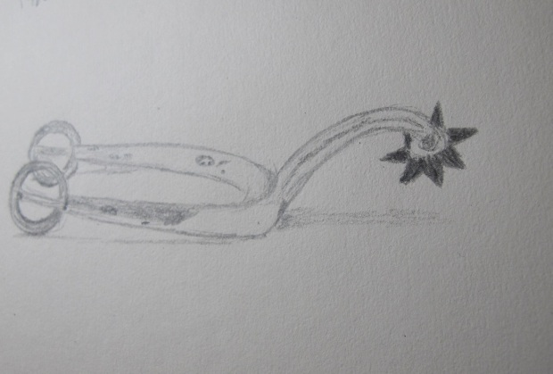Sketch of a spur