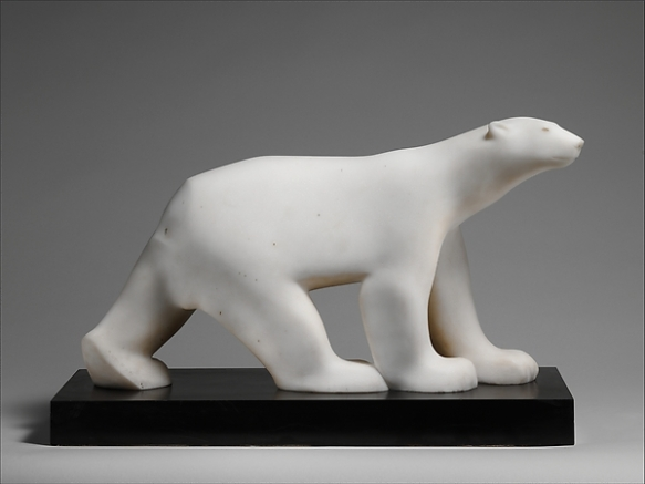 Polar Bear by François Pompon