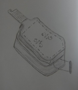 Sketch of the Melophone