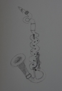 Clarinet sketch