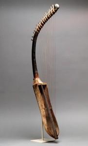 circa 1390-1295 BCE; Egypt; wood