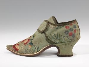 1720-1749; Silk; probably British