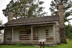 Abram Alley Log Cabin
