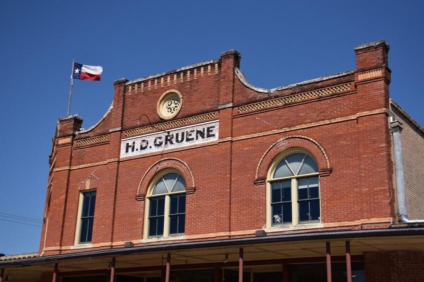 Old building in Gruene