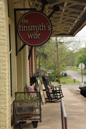 Tinsmith's Wife yarn and needlework shop