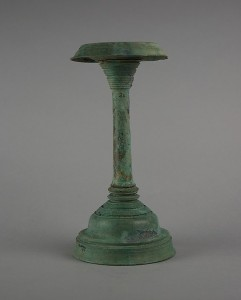 Thailand (Tak Province); 14th century or earlier; Bronze