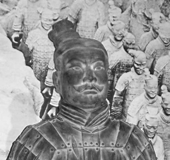 Chinese Terra Cotta Warrior