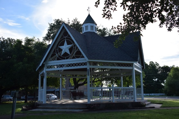 Gazebo in Kyle, Texas