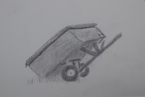 Wagon sketch