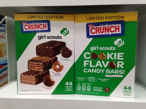 Girl Scout Cookies at Costco (1)s