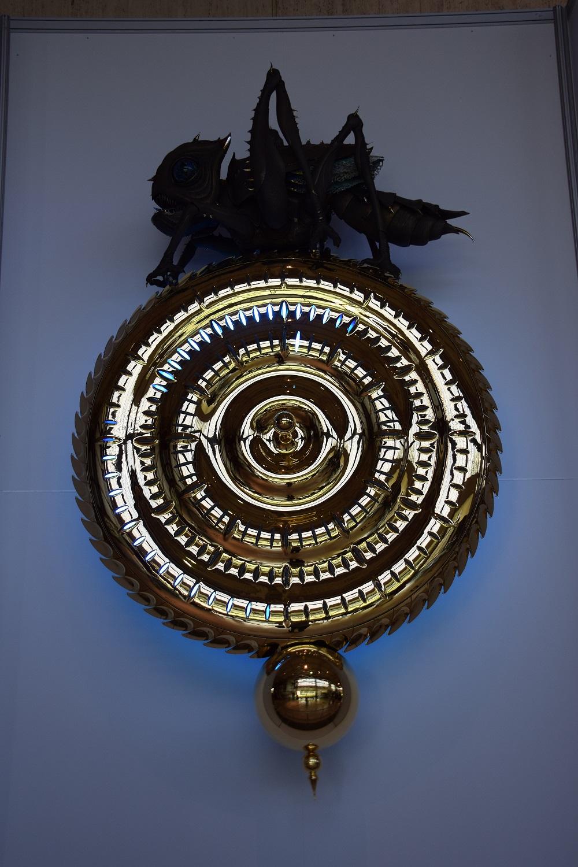 Chronophage Clock s (4)
