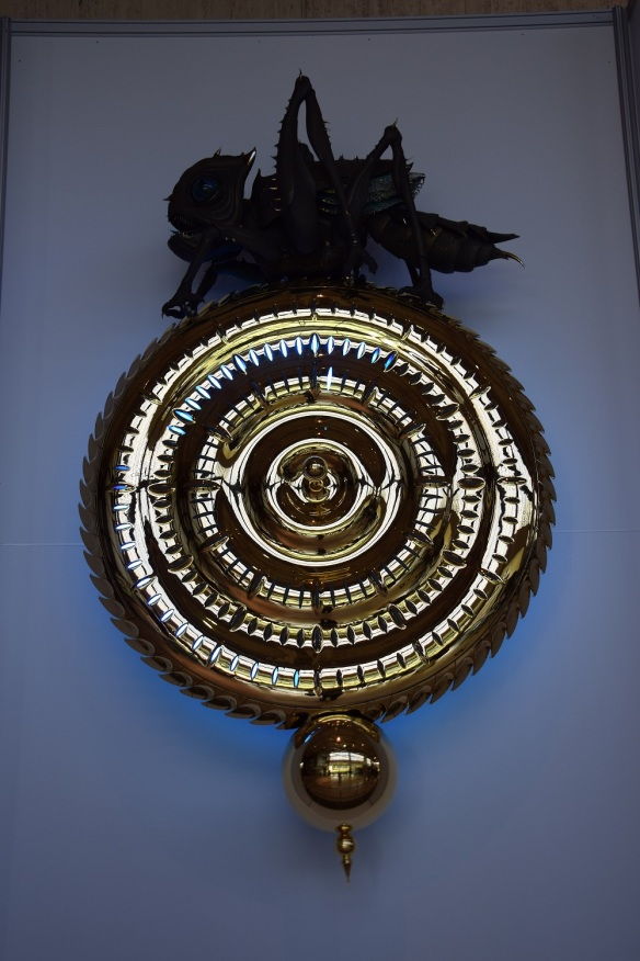 Chronophage Clock s (4)