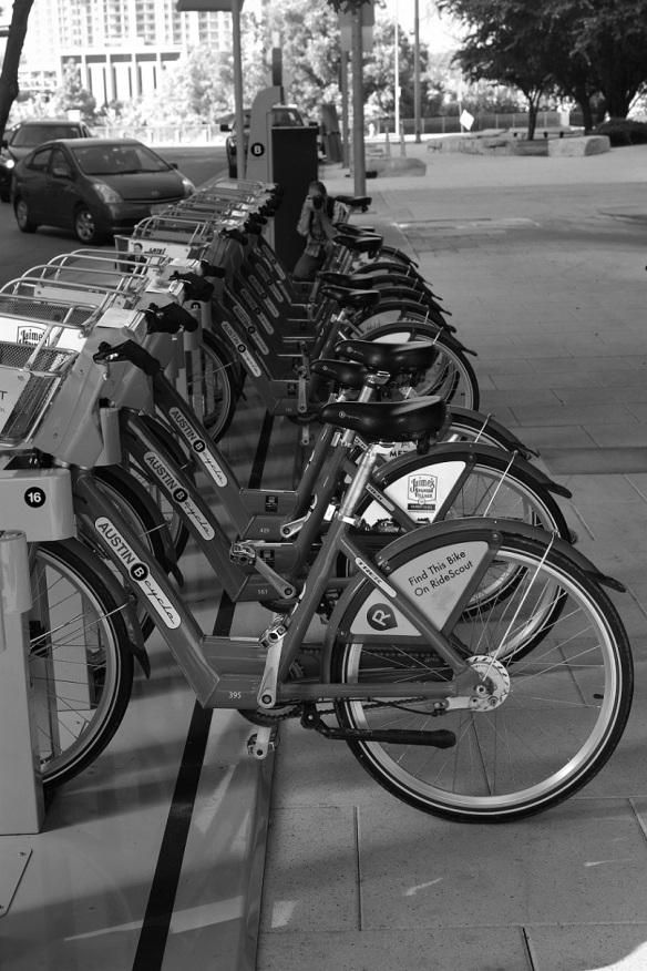 Public Transportation 1 B&Ws