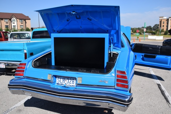 At the Gearhead's of Buda car show October 2015