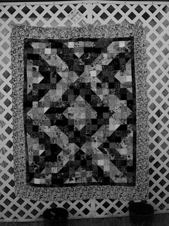 A 9-patch quilt from 2010
