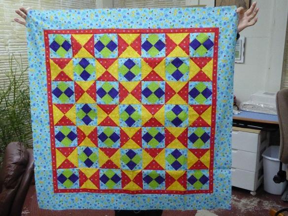 Baby quilt (4)s