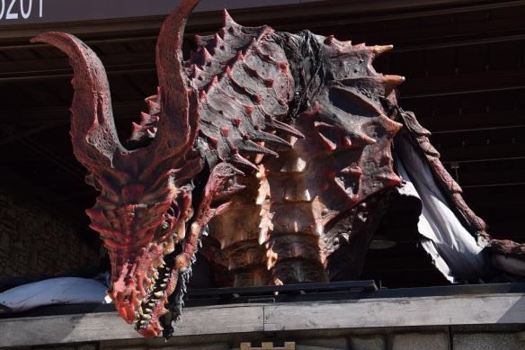 My local dragon