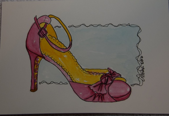 aa Shoe with shading  s