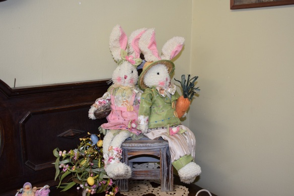 Ticka's Easter rabbits