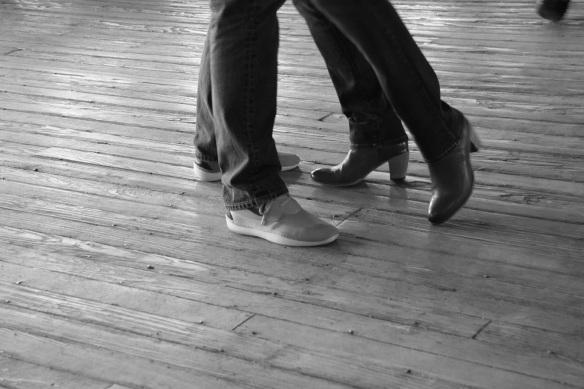 Dancing the night away