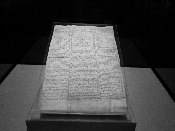 Older than 50 years Magna Carta (2) B&W s