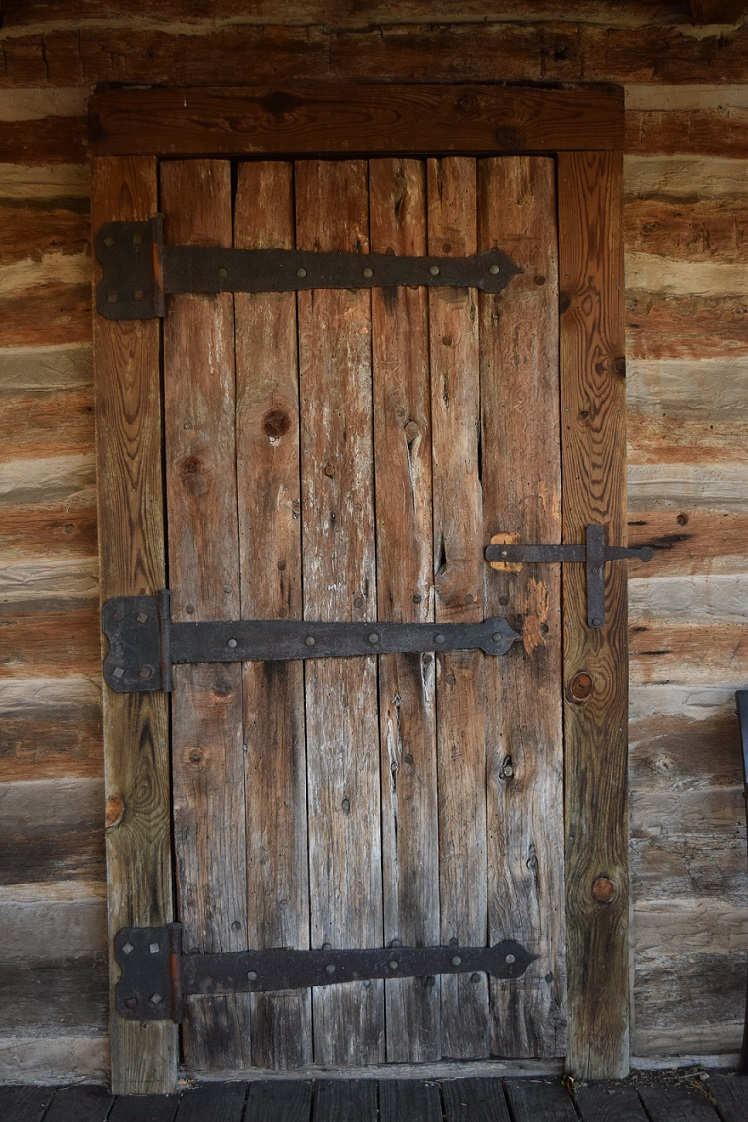 a Cameron Sneed Log Cabin (3)s & Sneed Log Cabin Door | Itu0027s a long story u2026