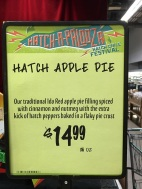 a Hatch Chile Apple Pie s