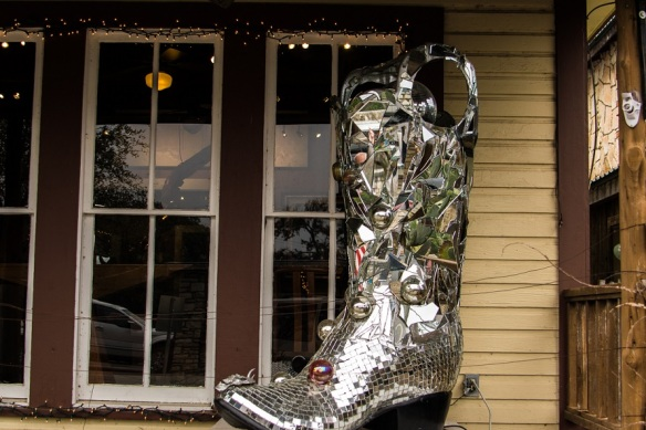 Shiny Boot