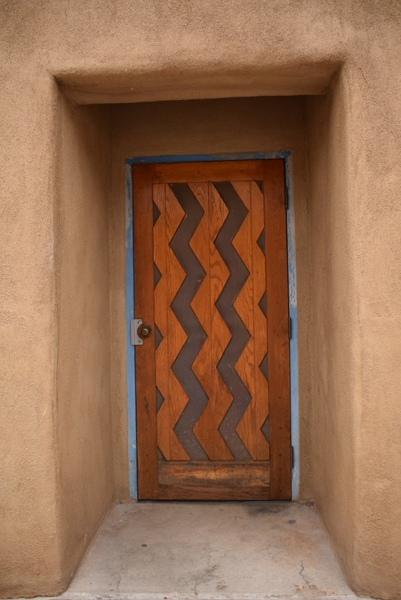 Somewhere in Santa Fe, New Mexico