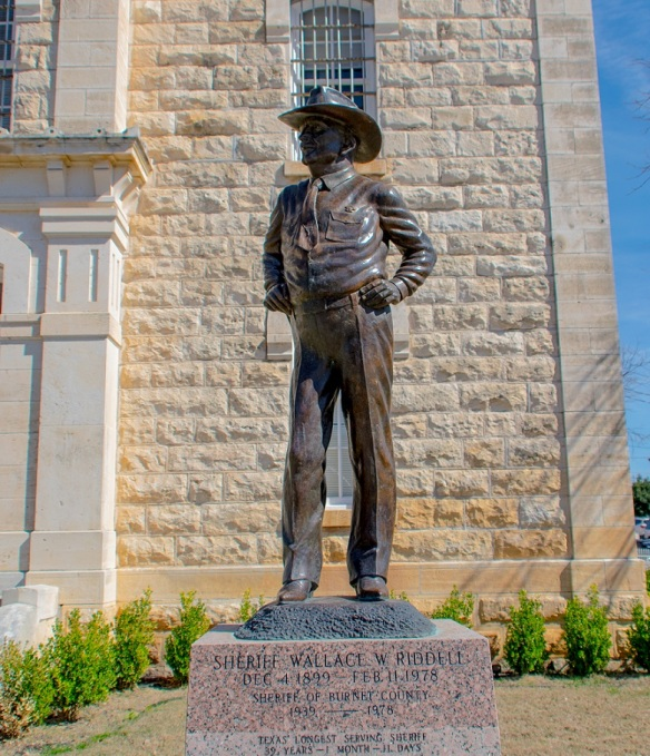 Sheriff Wallace Riddell 1