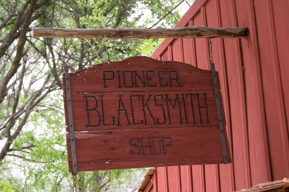 Pioneer Blacksmith Shop