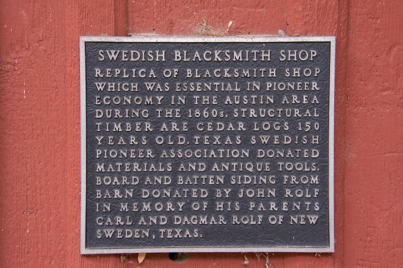 Swedish Blacksmith Shop