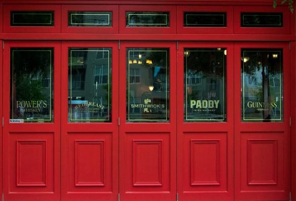 B.D. Riley's Irish Pub at Mueller, Austin, Texas