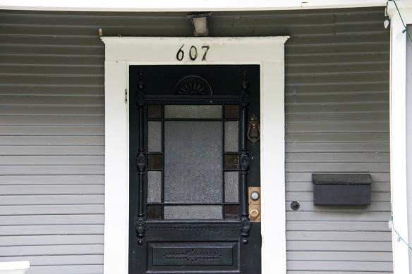 Door 607 Black (2)