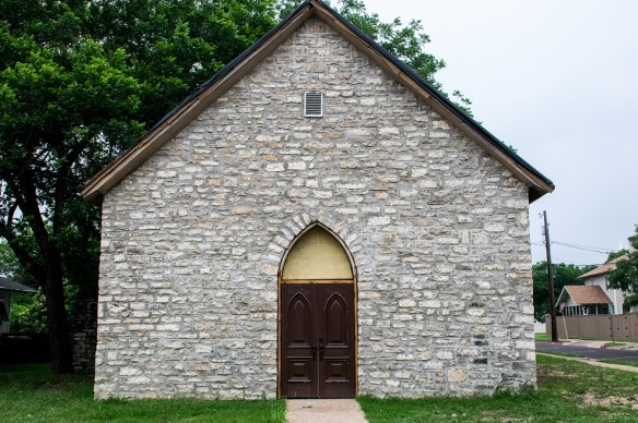 Door Old St Luke Episcopal Church (1)