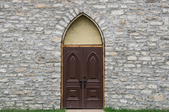Door Old St Luke Episcopal Church (2)