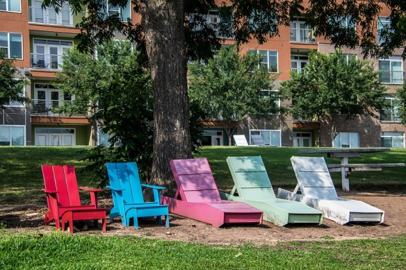 Lawn Chairs (3)