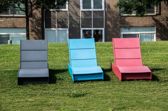 Lawn chairs (4)