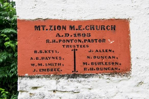 Mt Zion ME Church (2)