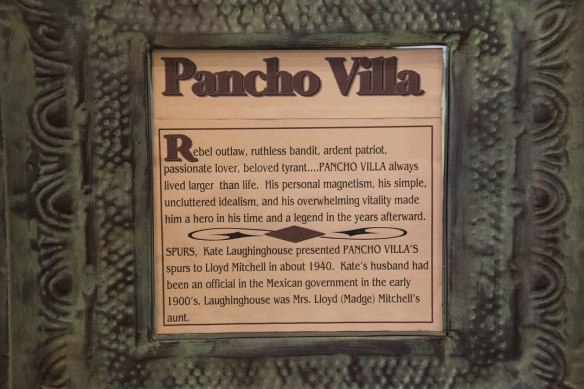 Pancho Villa artifacts (2)