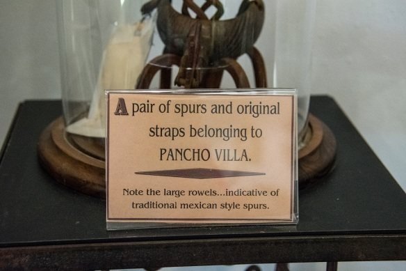 Pancho Villa artifacts (4)