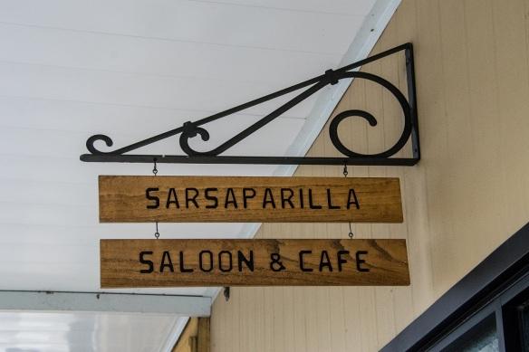 Sarsaparilla Saloon and Cafe