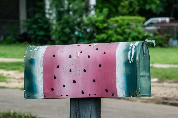 Mail boxes (3)