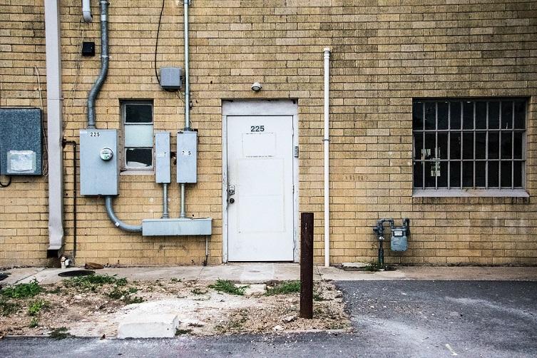 Alley door 3