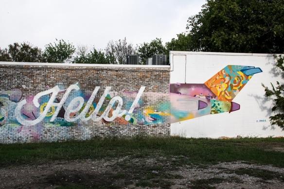 Hellow Mural (2)