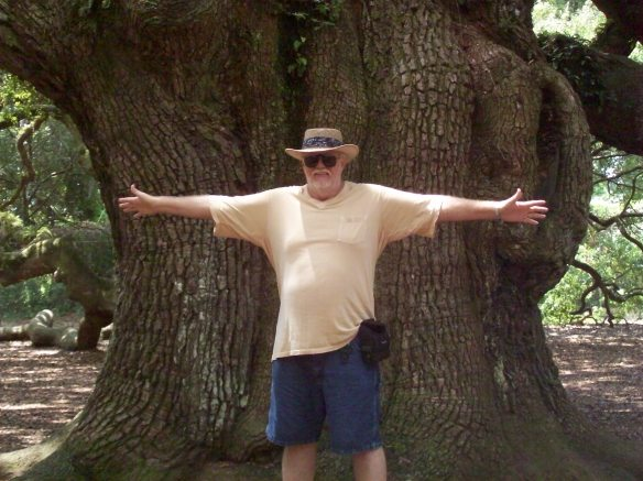 Larry at  Angel Oak