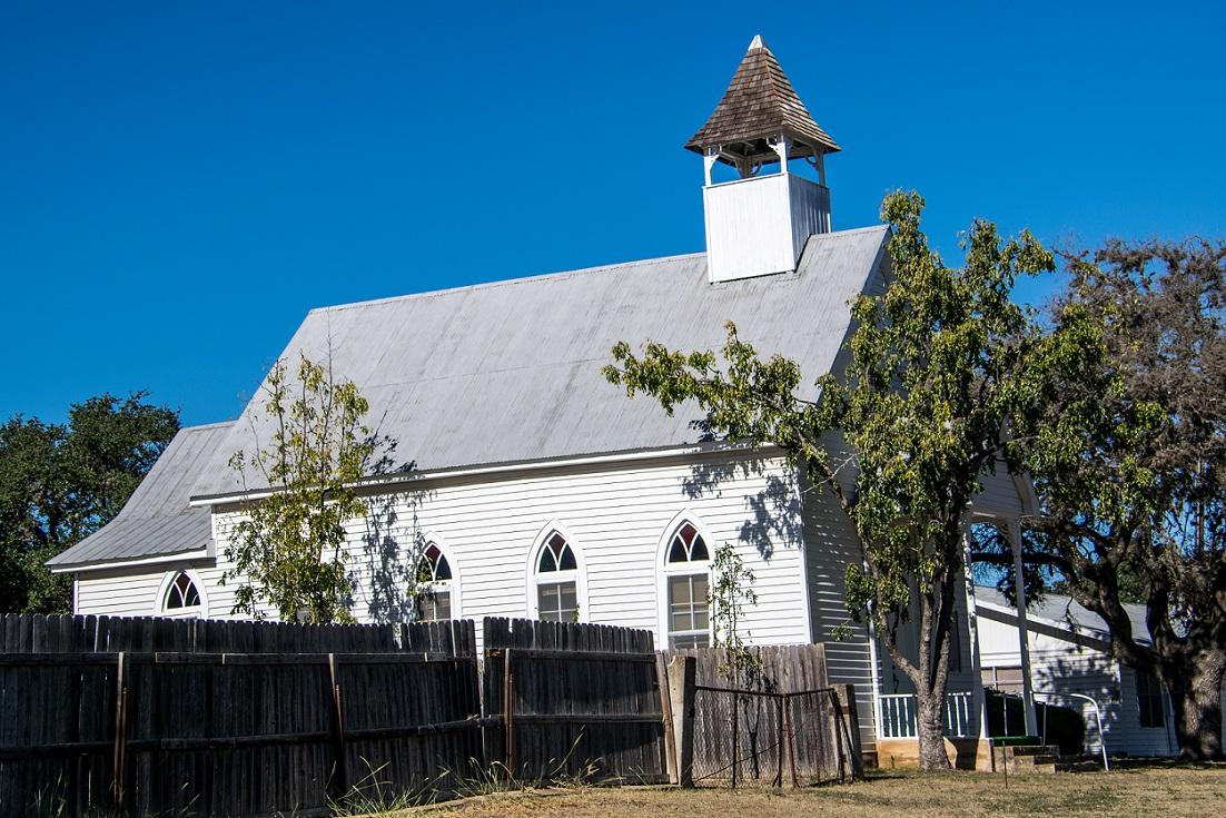 Church in Waring (1)