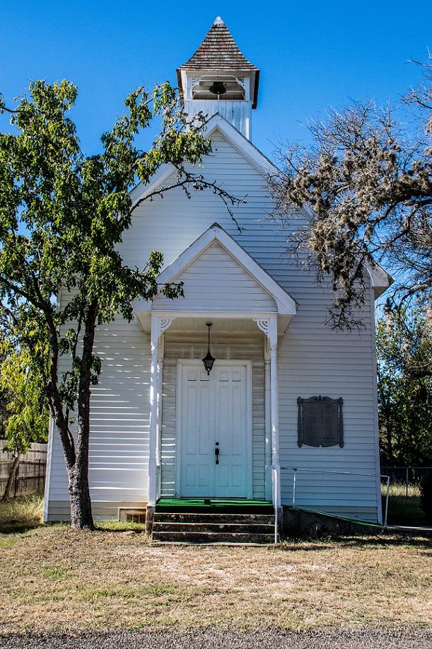 Church in Waring (3)